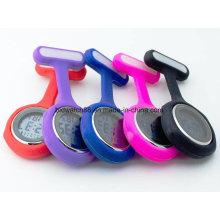 Impermeable Digital Nurses Brooch Pin Relojes Fob
