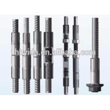 Conector de barra de acero de tecnología de agarre hidráulico superventas para la construcción