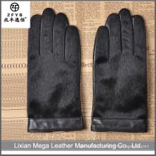 Gants en cuir personnalisés en gros en cuir