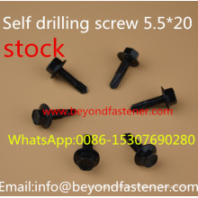 Ruspert Screw Self Drilling Screw Roofing Screw Fastener