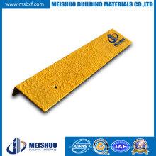 Orange Carborundum Einlage Glas Faser Treppen Nase