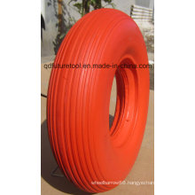 480/4.00-8 PU Foam Wheel for Jeddah, Riyadh, Dubai, Dammam, Sharjah Market