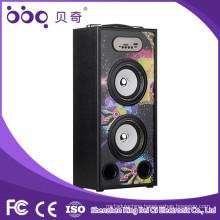 Big digital tube loudspeaker dj bass speaker