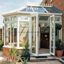 Abertura de cristal de aluminio de moda diversa abertura de la casa (FT-S)