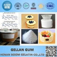 High Viscosity gellan gum for fruit juice for white sugar