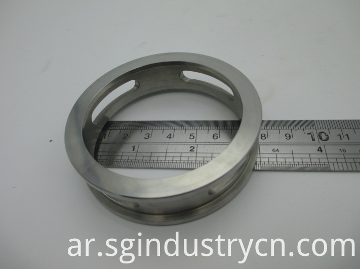 Steel Precision Machining