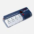 Home Portable Socket Type 1kva stabilizer 220v positive voltage protector regulator for home use