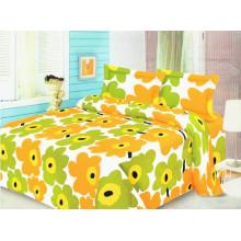 100% tecido de algodão para folha de hospital cama