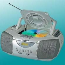 Top-Loading CD/CD-R/CD-RW Player with ALC Recording and BBS Function