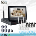 Jogos sem fio de 1.0 / 2.0MP Home Security Wireless Wifi NVR