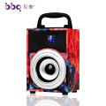 Factory price Professional 2.1 Light Show Portable Bluetooth home theater speaker soundbar