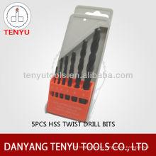 Сверло для сверления под прямым углом 5 шт. Для металла