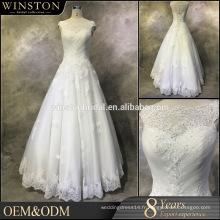 High-end en Chine usine directe vente en gros eiffel mariée robes de mariée