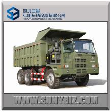 Sinotruk HOWO 371HP & 420HP Camión volquete de minería pesada