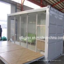 Maison à conteneurs pour personnalisation (CH-68)