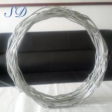 Banda de alambre de acero de alta tensión del fabricante de China