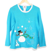 PK18A10YF Großhandel Unisex Weihnachten Pullover