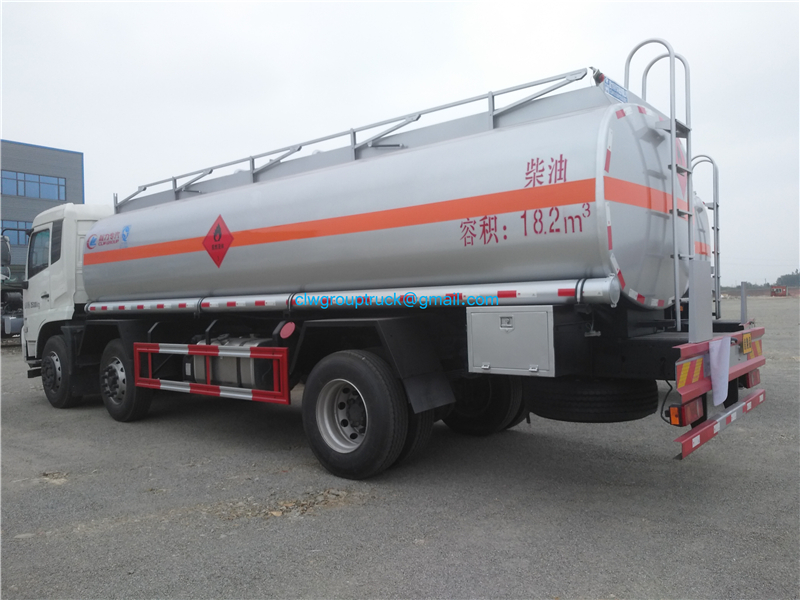 Dongfeng Oil Truck 2