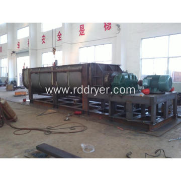 High quality paddle dryer for drying sludge