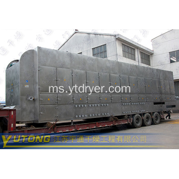 Mesh Belt Drying Machine / Turnip Strip Dryer