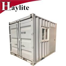 mini cubo pequeña casa de contenedor de envío a la venta