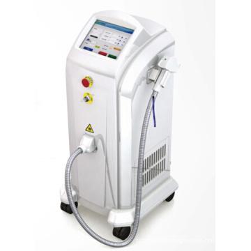 Épilation de laser d'Alexandrite de laser de la diode 808, machine de beauté cosmétique la plus populaire au Moyen-Orient
