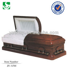 casket manufacture direct sale custom oak cremation casket