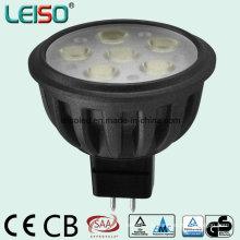 Projecteur LED avec taille d'halogène et TUV et SAA approuvés