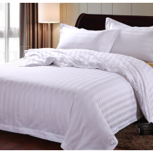 Hotel Sheets Poly / Cotton 200TC 1cm y 3cm de raya