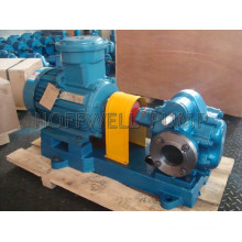 CE Approved Cast Iron Material KCB300 Gear Pump Complete Set