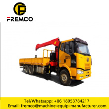 Telescopic Boom Crane Truck with CE ISO