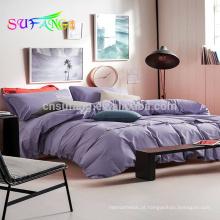OEKO-texto conjunto de folha de conjunto de cama de algodão de luxo 800TC