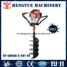 Portable Gasoline Ground Hole Drilling Machines