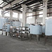 Système de purification d'eau pour de l'eau pure ruisselante