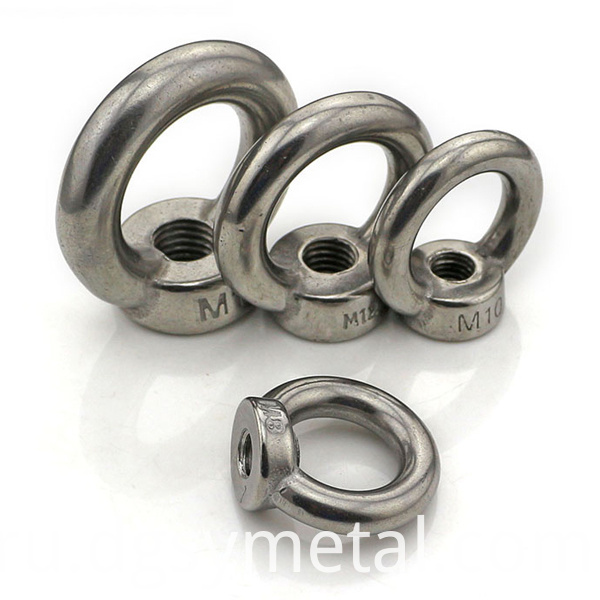 custom ring screw