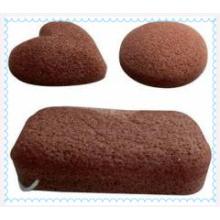 Губки с конжаком из 100% чистого натурального растительного волокна