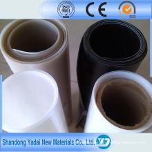 PVC-Geomembrane auf Lager HDPE Geotextil-wasserdichte Membran