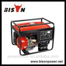 BISON(CHINA) BS welding generator diesel price open type