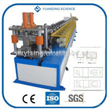 YTSING-YD-4223 Passed CE PLC Control Stud And Track Light Gauge Steel Froming Machines, Stud and Track making Machine