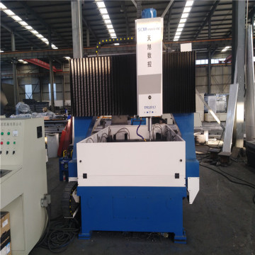 Deep Hole CNC Steel Drilling Machine