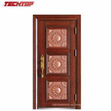TPS-133 Import China Doors Puerta de hierro de seguridad de acero