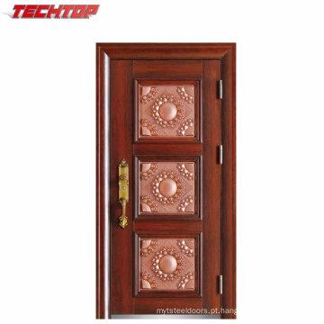 TPS-133 importação China portas aço segurança ferro porta
