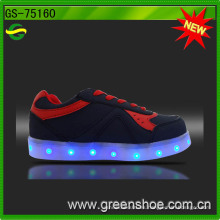 LED Light Up Niños Zapatos Chargeable