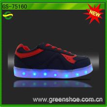 LED Light up Kids Shoes Chargeable