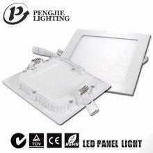 6w Белый светодиодный квадратный Потолочный светильник для ювелирных магазинов