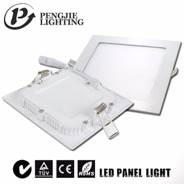 6W White LED Square Ceiling Light for Jewelry Store