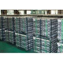 100% Aluminium Ingot Finish Bearbeitung Aluminium Profil