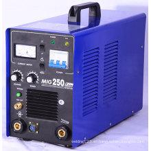 Inverter MIG / MMA Máquina de soldar MIG250f