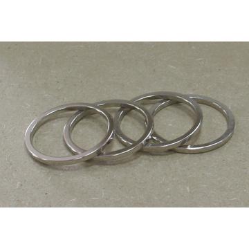 Магнитное кольцо спеченного неодимового железного бора