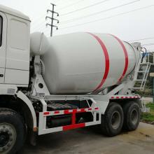 Camión mezclador de concreto 10 CBM 6 * 4